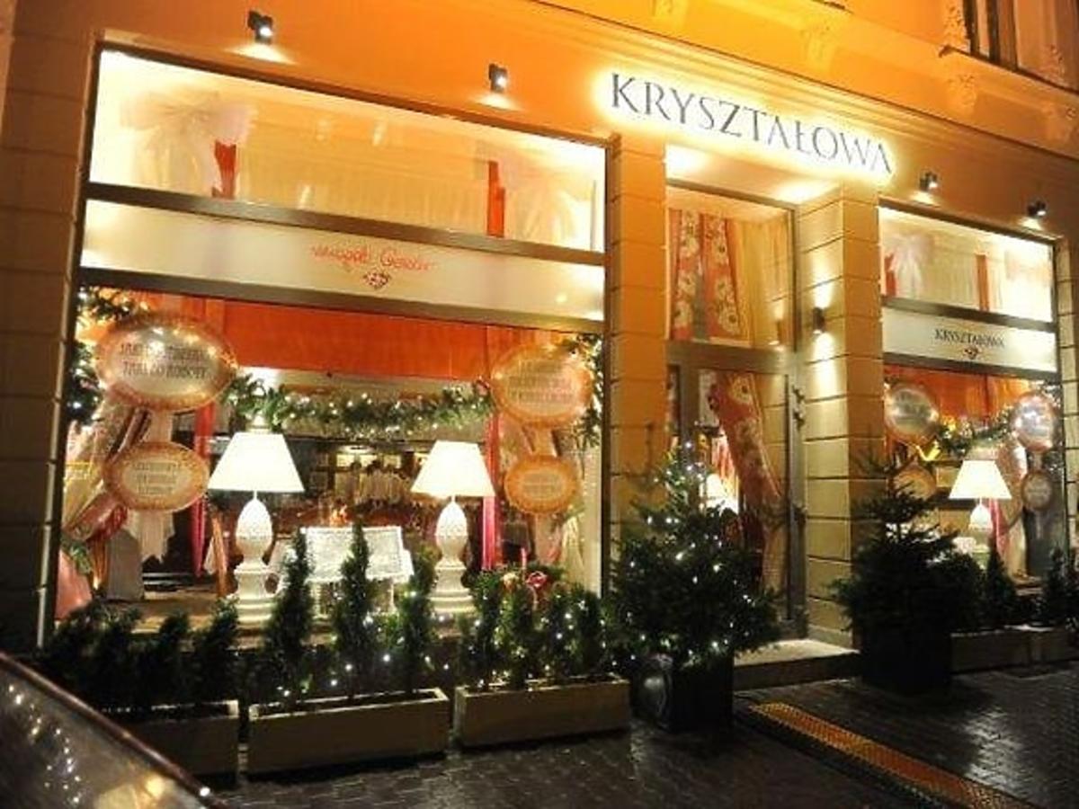 Magda Gessler otworzyła restaurację Kryształowa w Katowicach