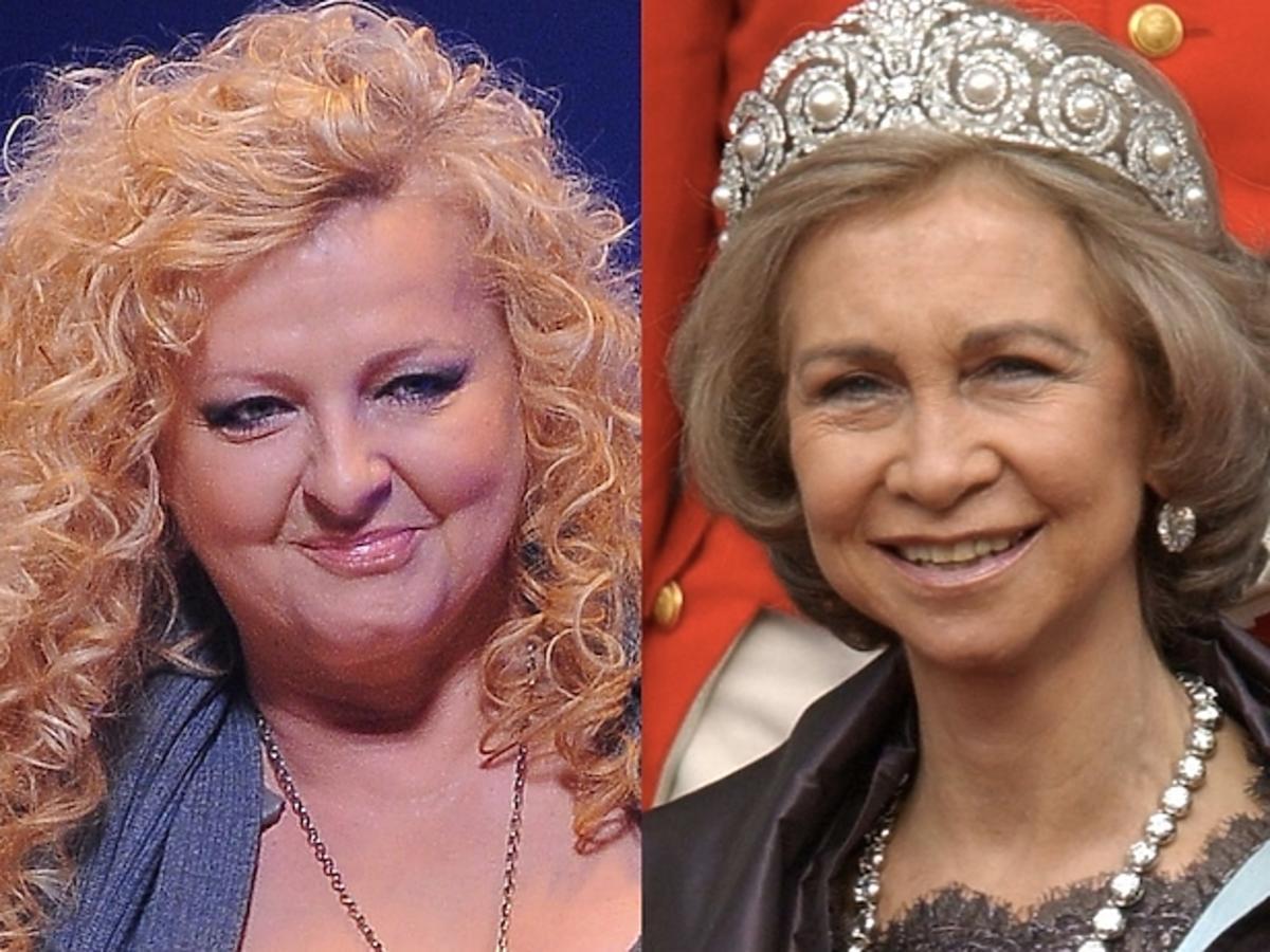 Magda Gessler przyjaźni się z królową Zofią