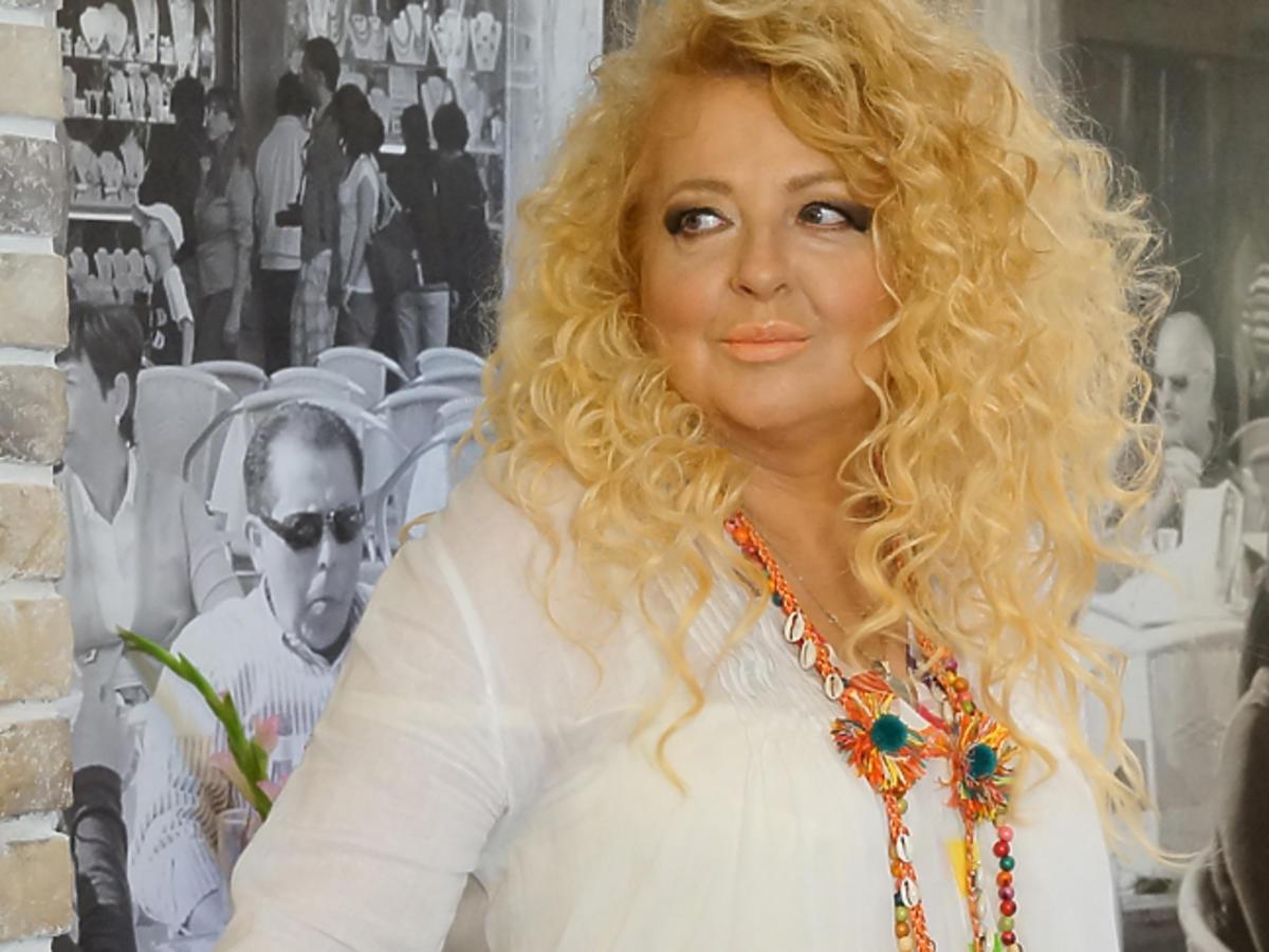 Magda Gessler w Łodzi zaatakowana