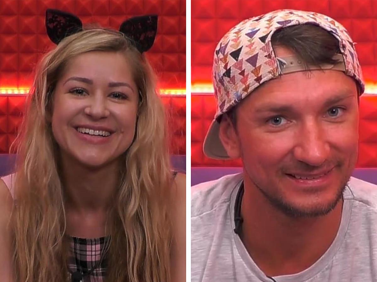 Magda i Bartek w finale Big Brothera