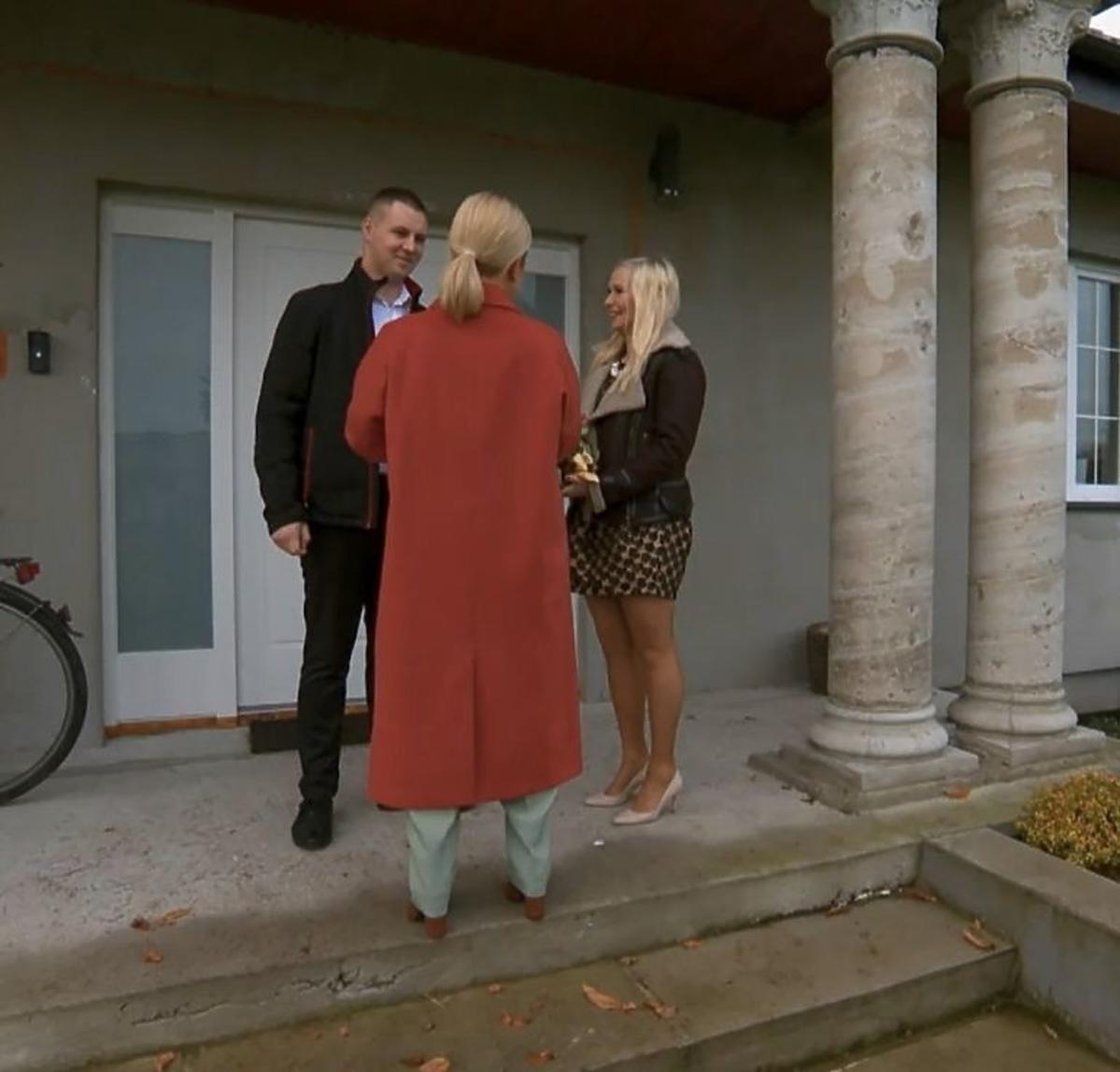 Magda i Kuba Rolnik szuka żony odcinek świąteczny