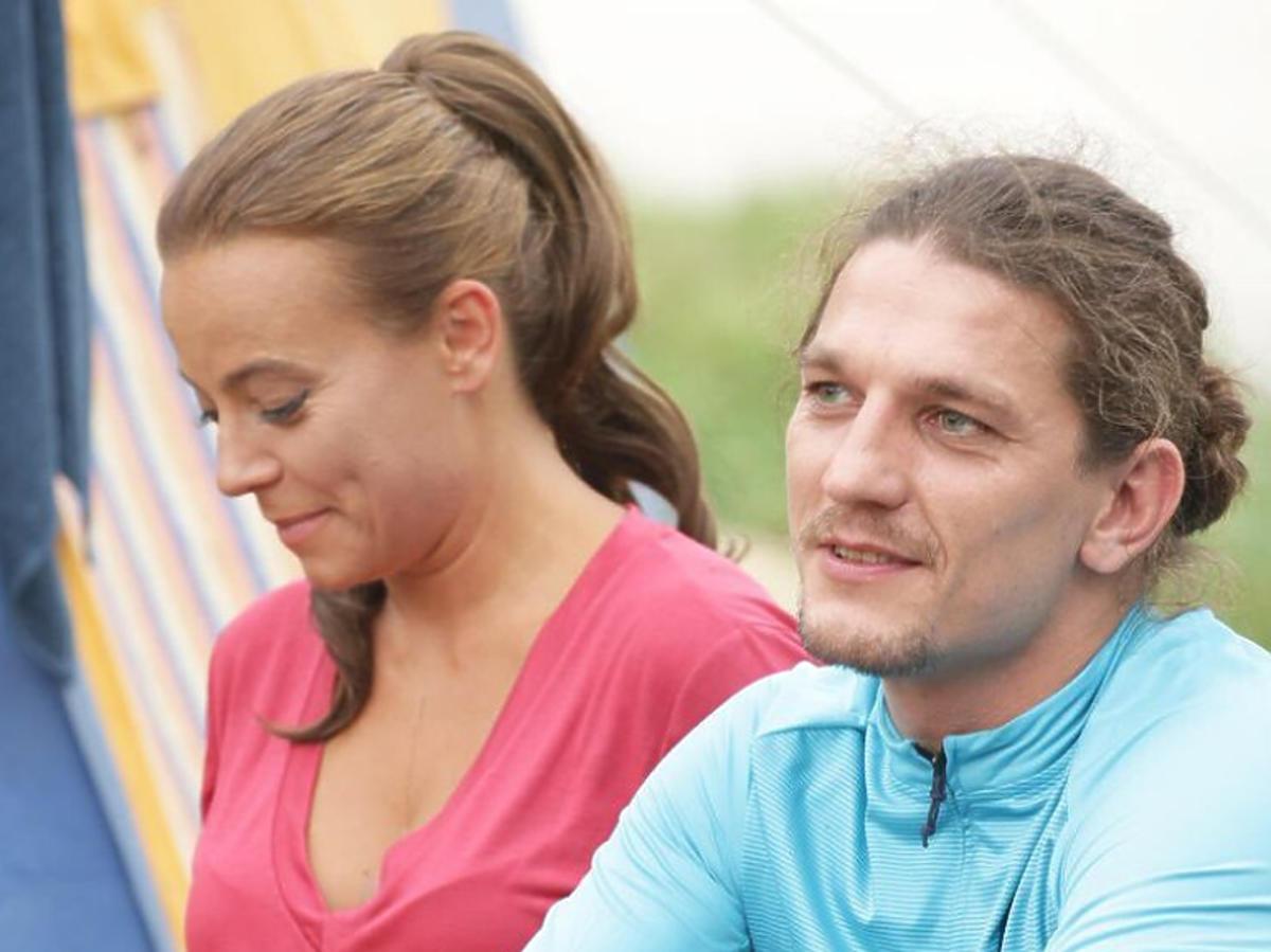 Magda i Marek z M jak miłość