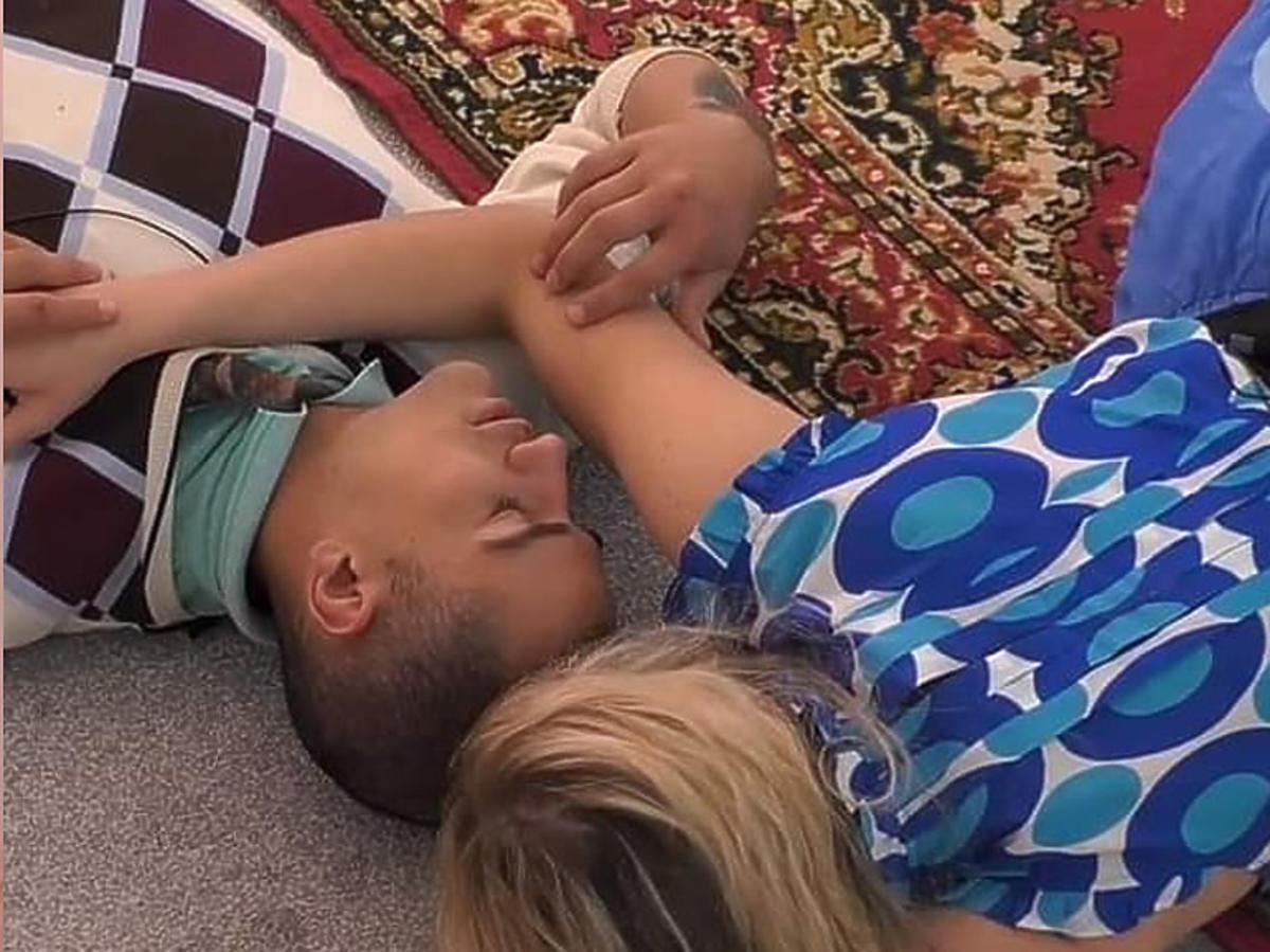 Magda i Oleh w Big Brotherze