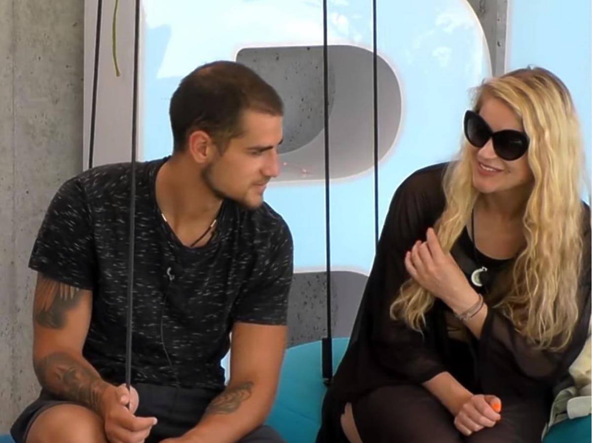 Magda i Oleh w programie Big Brother