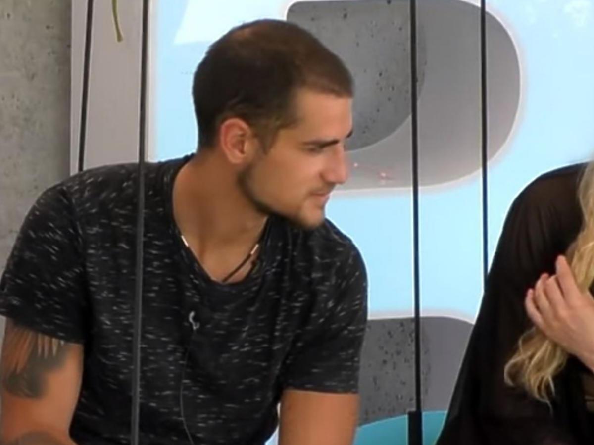 "Magda i Oleh w programie ""Big Brother"""