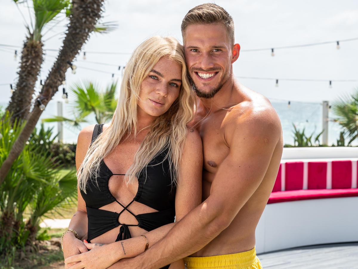 Magda i Wiktor z Love Island 4