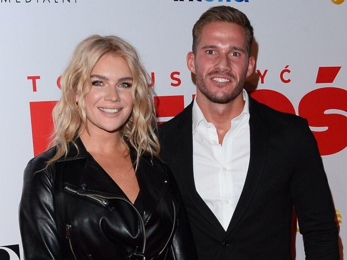 Magda i Wiktor z Love Island debutują na czerwonym dywanie