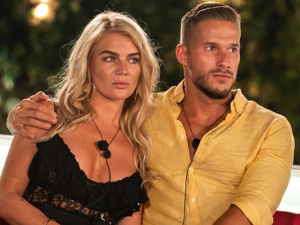 Magda i Wiktor z Love Island udają miłość?