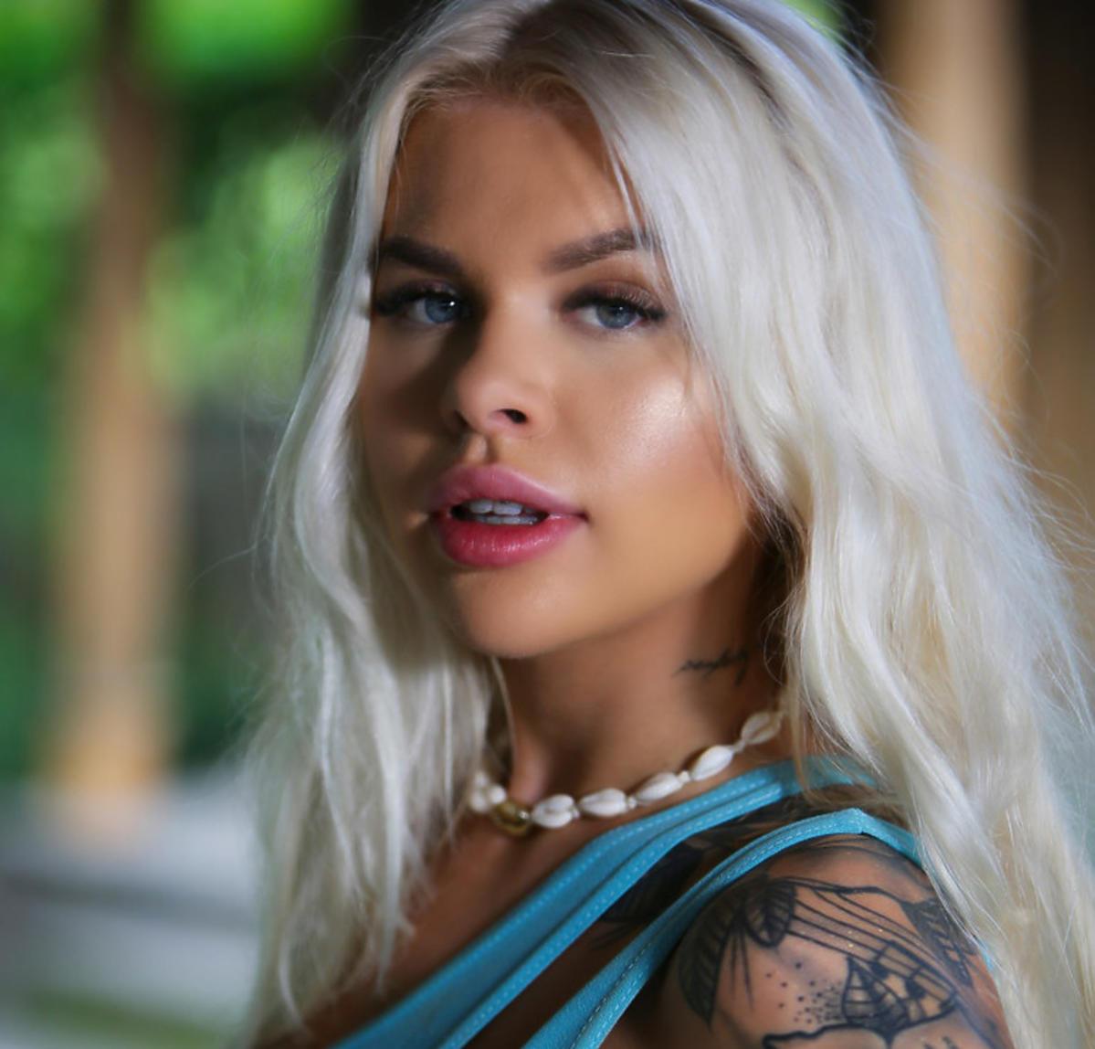 Magda Jankowska z Hotel Paradise 2 kiedyś