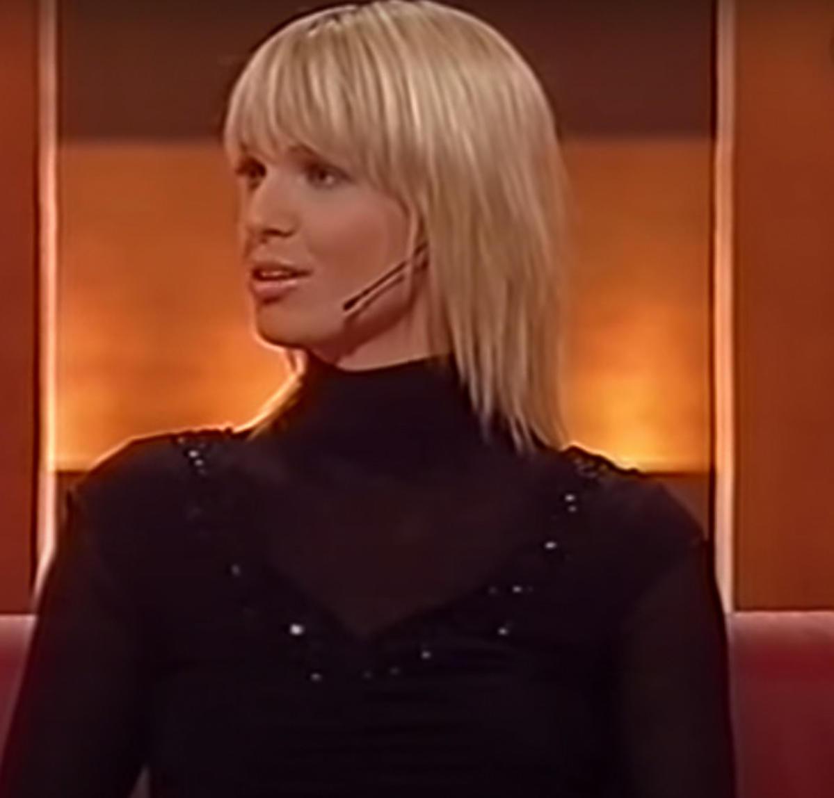Magda Mołek 16 lat temu w programie Moja krew