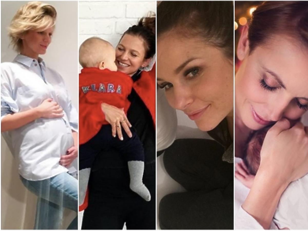 Magda Mołek jest w ciąży, a znane gwiazdy jej gratulują!
