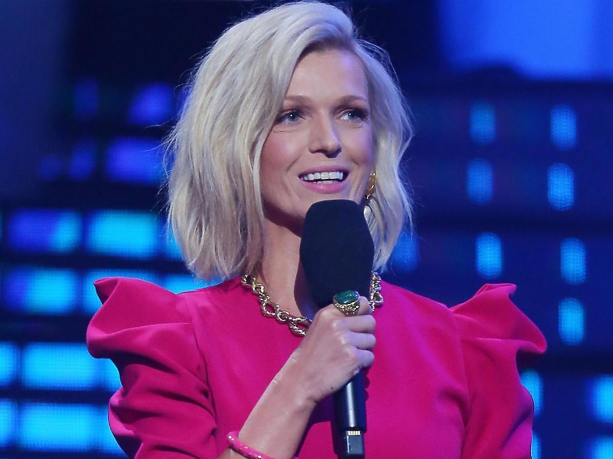 Magda Mołek prowadziła festiwal Top of the top 2019