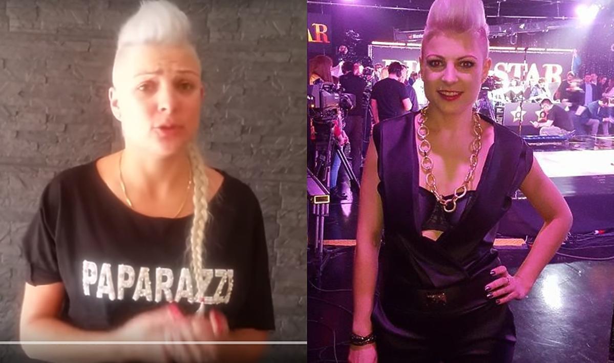 Magda Narożna, wokalistka disco polo, pobita