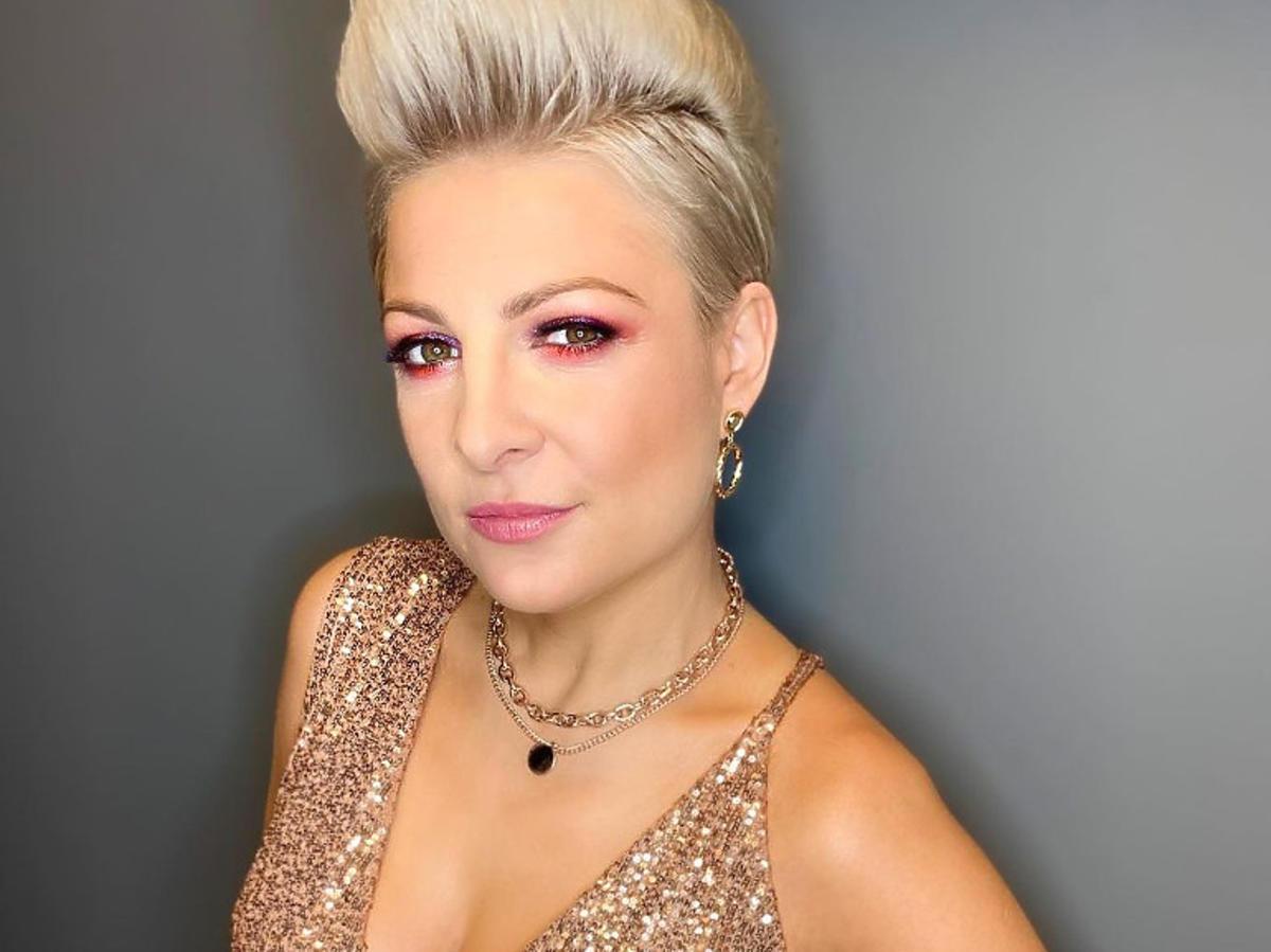 "Magda Narożna z ""Pięknych i młodych"""