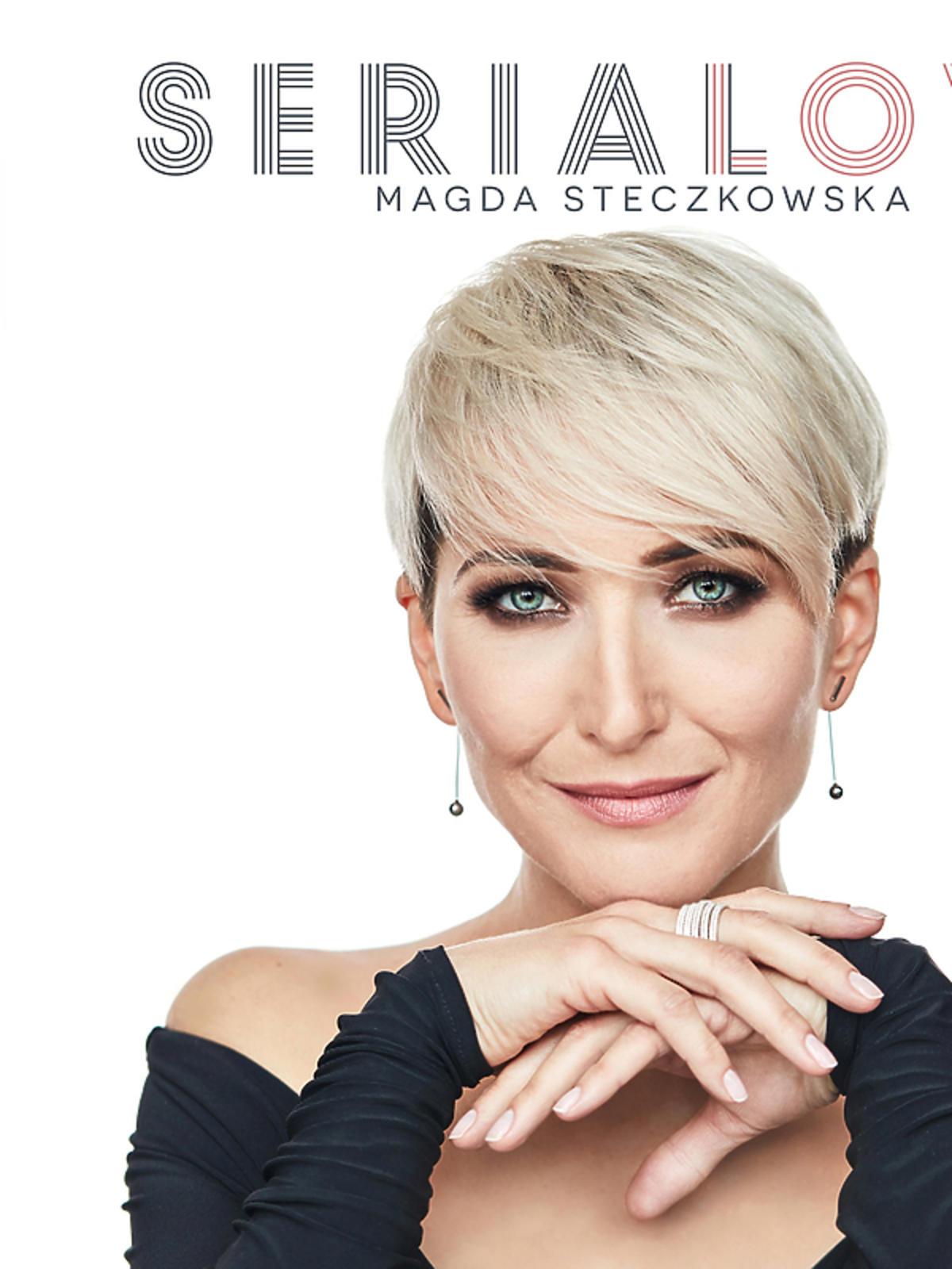 Magda Steczkowska  - nowa płyta SeriaLOVE