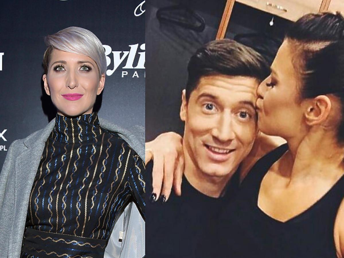 Magda Steczkowska pogratulowała Ani i Robertowi Lewandowskim
