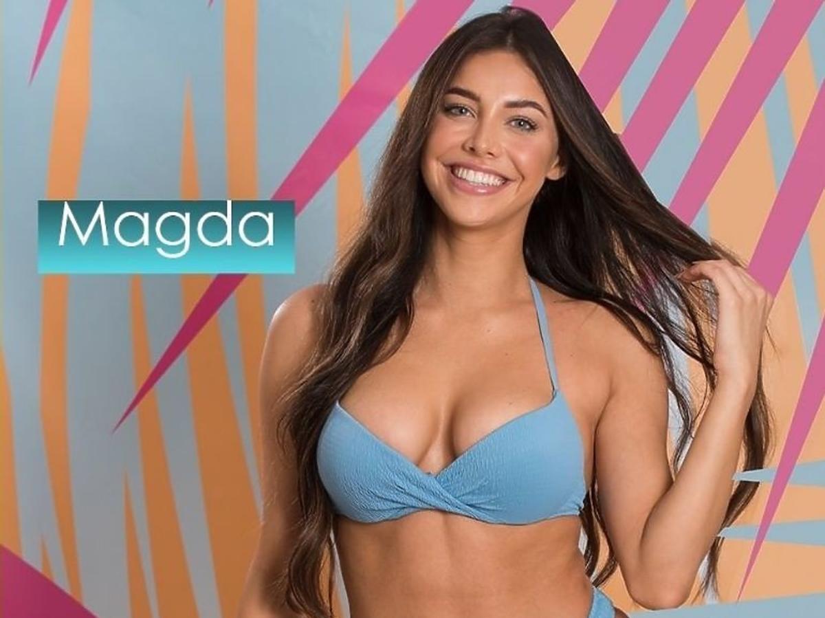 """Magda z """"Love Island"""""""