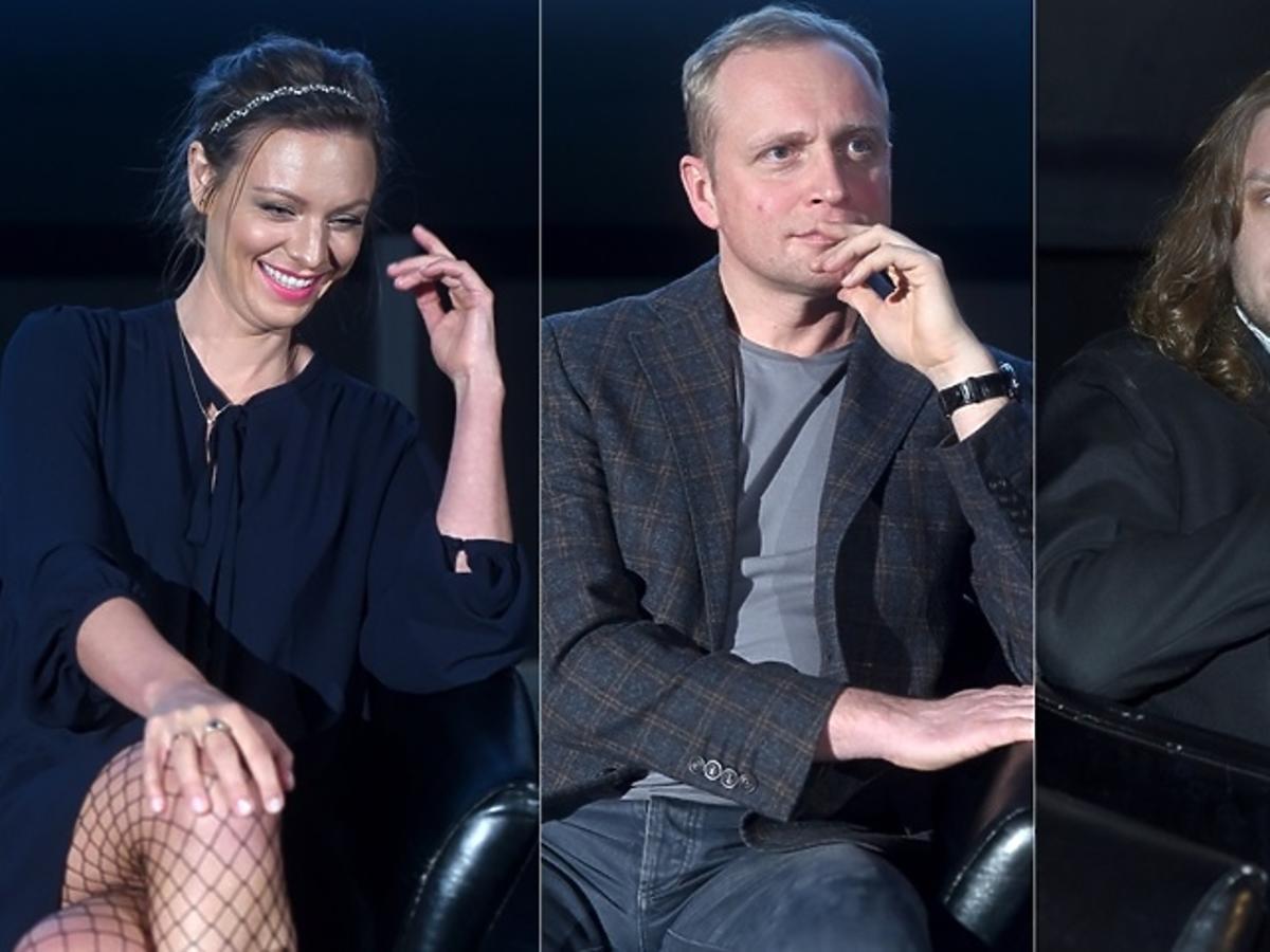 Magdalena Boczarska, Piotr Adamczyk, Piotr Woźniak-Starak