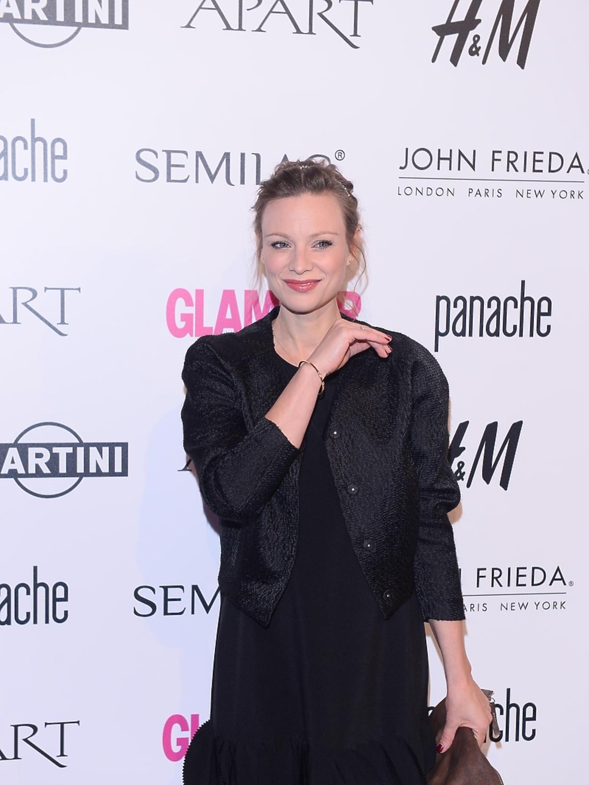 Magdalena Boczarska pokazała brzuszek na imprezie?