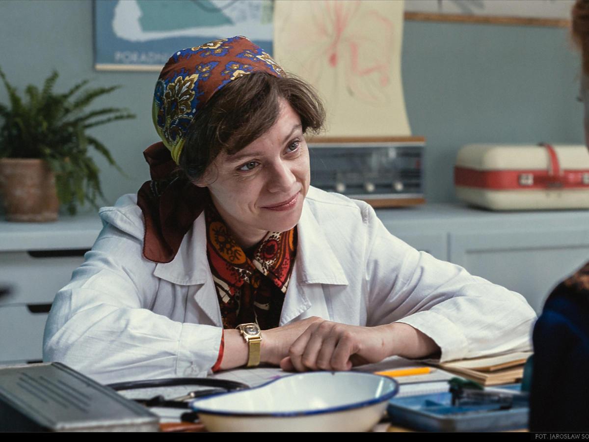 Magdalena Boczarska w filmie Sztuka kochania