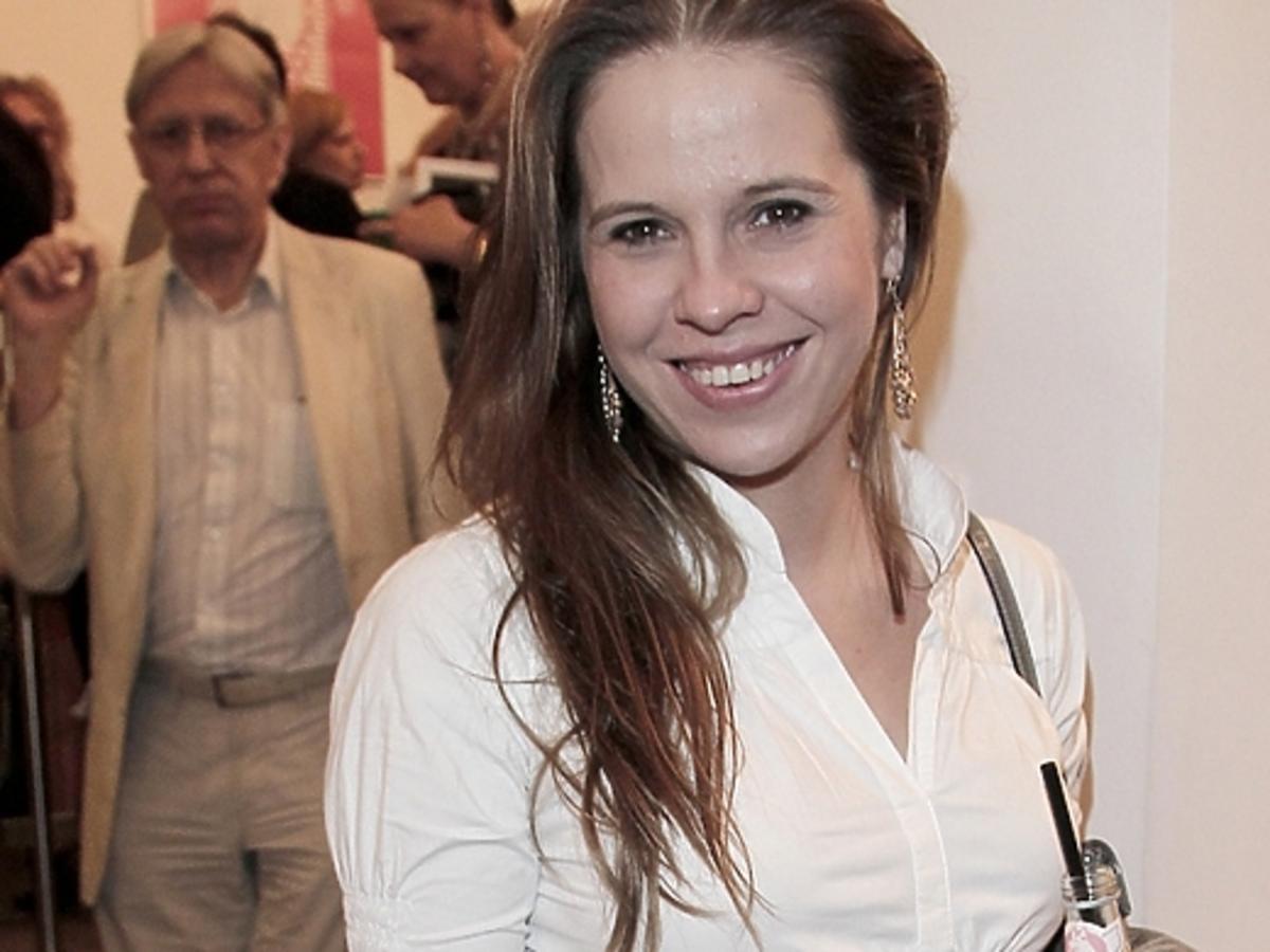 Magdalena Margulewicz w ciąży