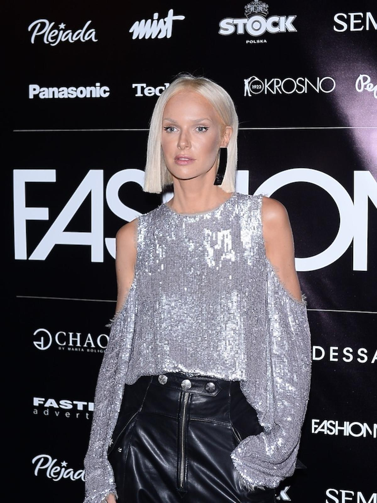 Magdalena Mielcarz na Nagrody Fashion Magazine 2017