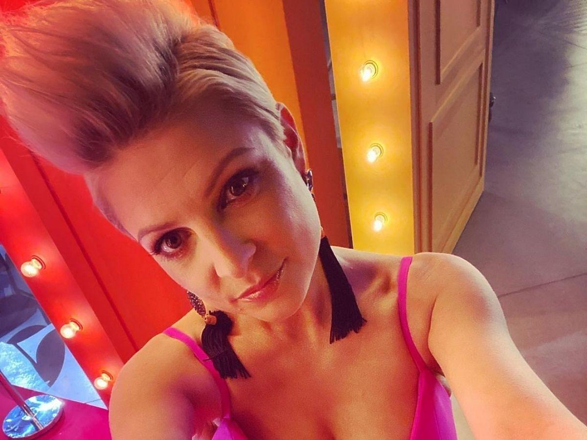 Magdalena Narożna zmieniła fryzurę