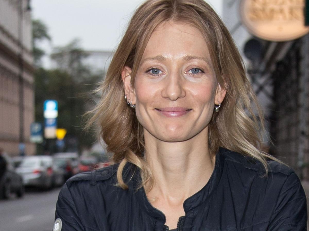Magdalena Popławska jest w ciąży