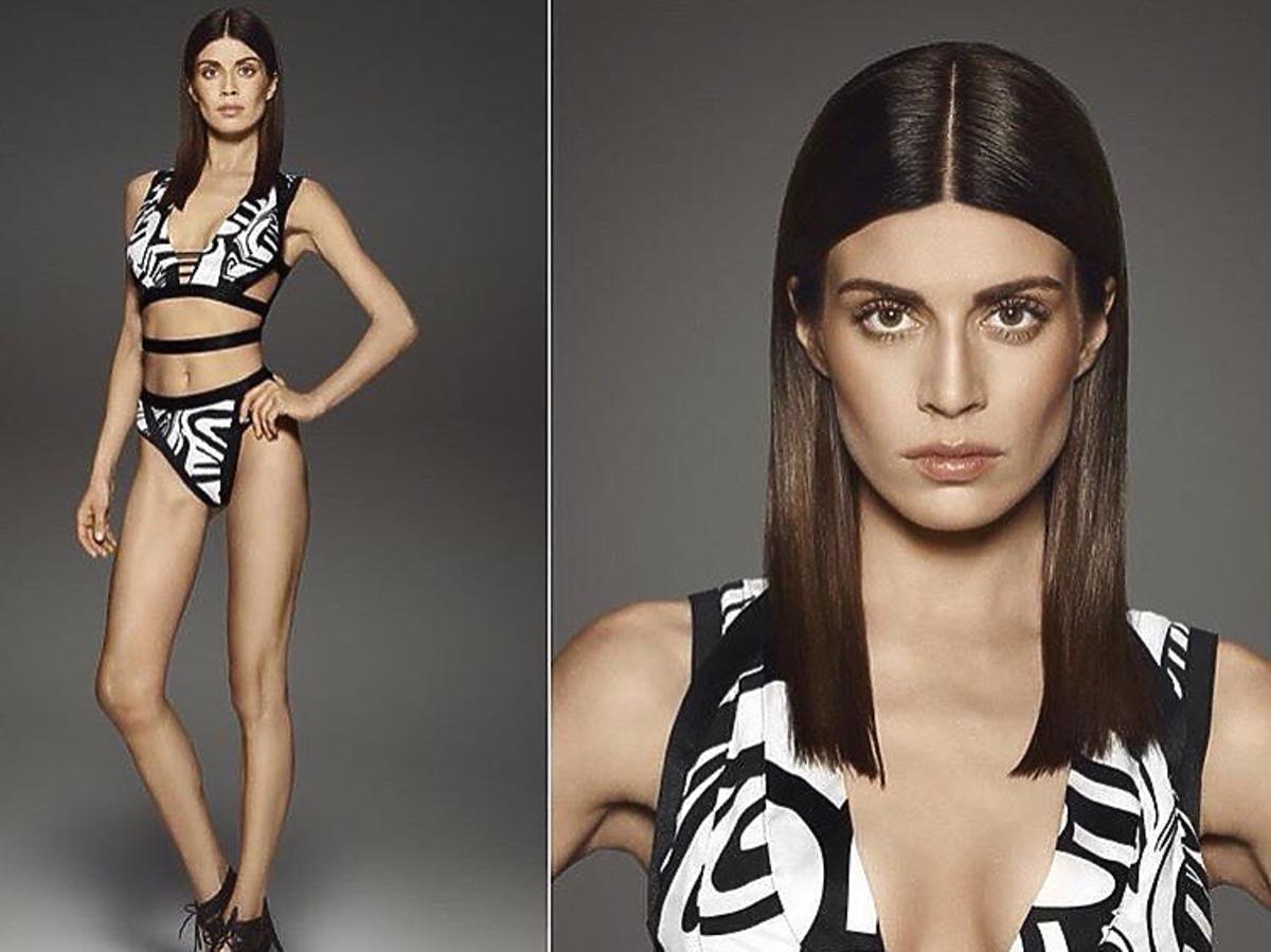 Magdalena StępiĶ w bikini