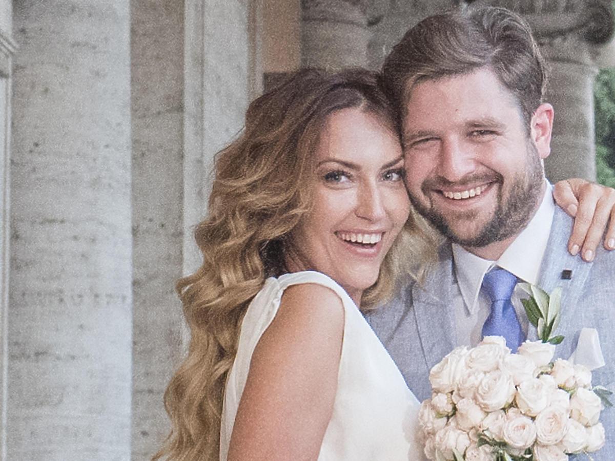 Magdalena Waligórska wzięła ślub!