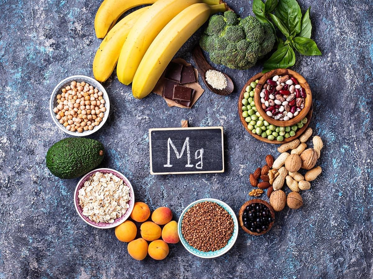 Magnez a jedzenie - w jakim pożywieniu jest magnez ?