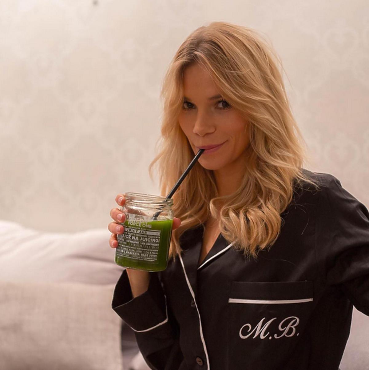 Maja Bohosiewicz o swojej diecie
