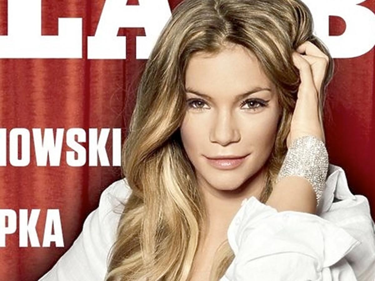 Maja Bohosiewicz w Playboyu