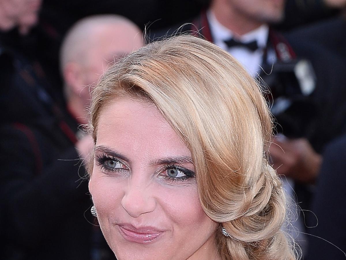 Maja Frykowska w Cannes 2013