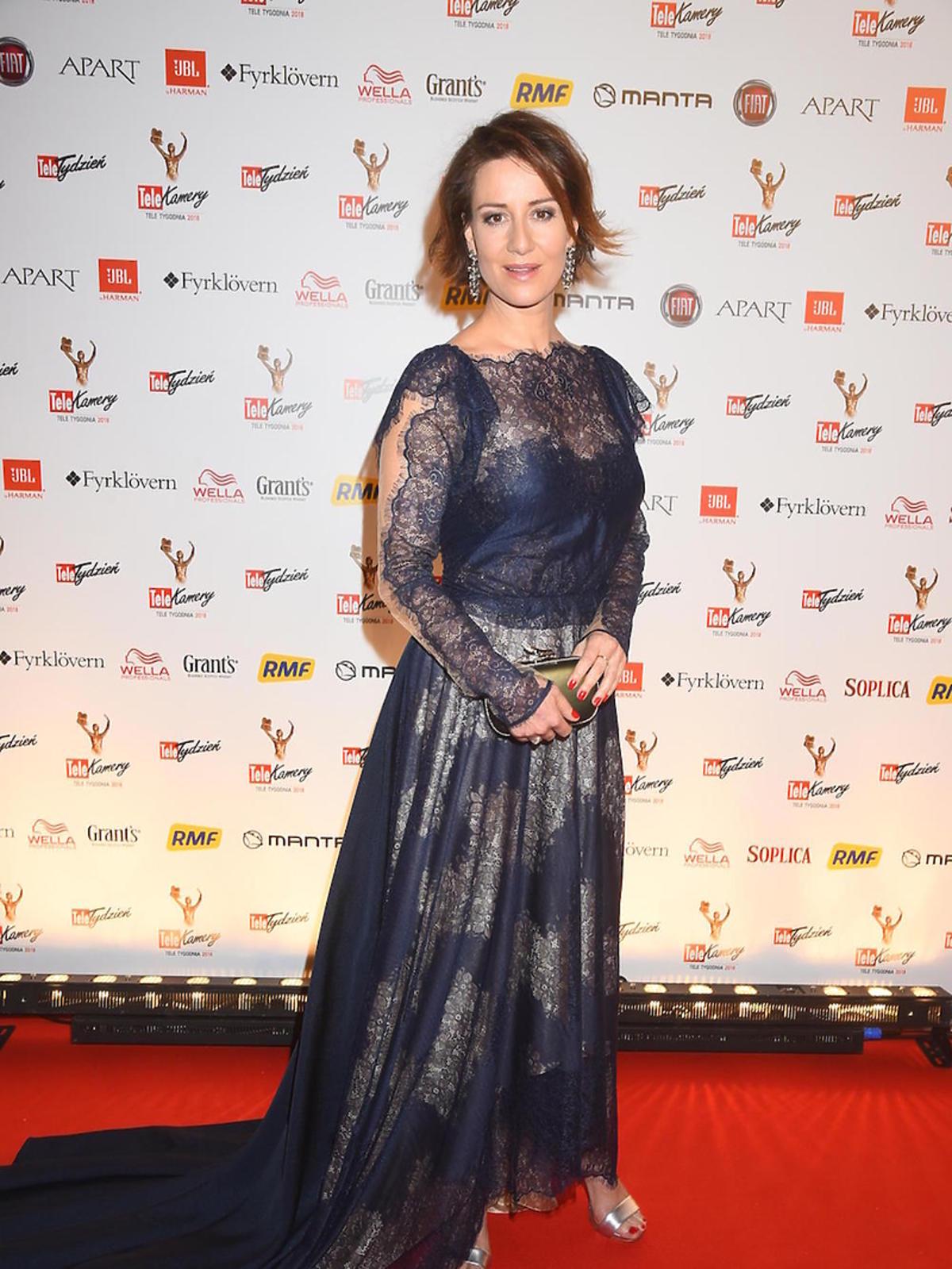Maja Ostaszewska na TeleKamerach 2018
