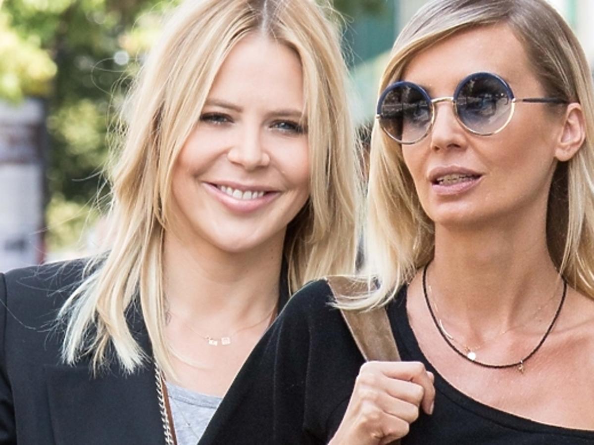 Maja Sablewska i Agnieszka Szulim w Dzień Dobry TVN