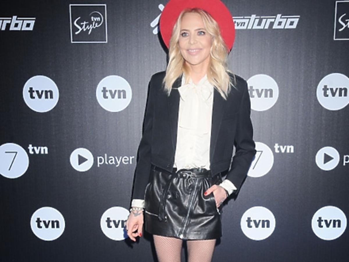 Maja Sablewska na ramówce TVN