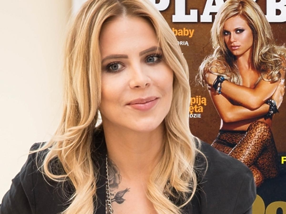 Maja Sablewska o sesji dla Playboya