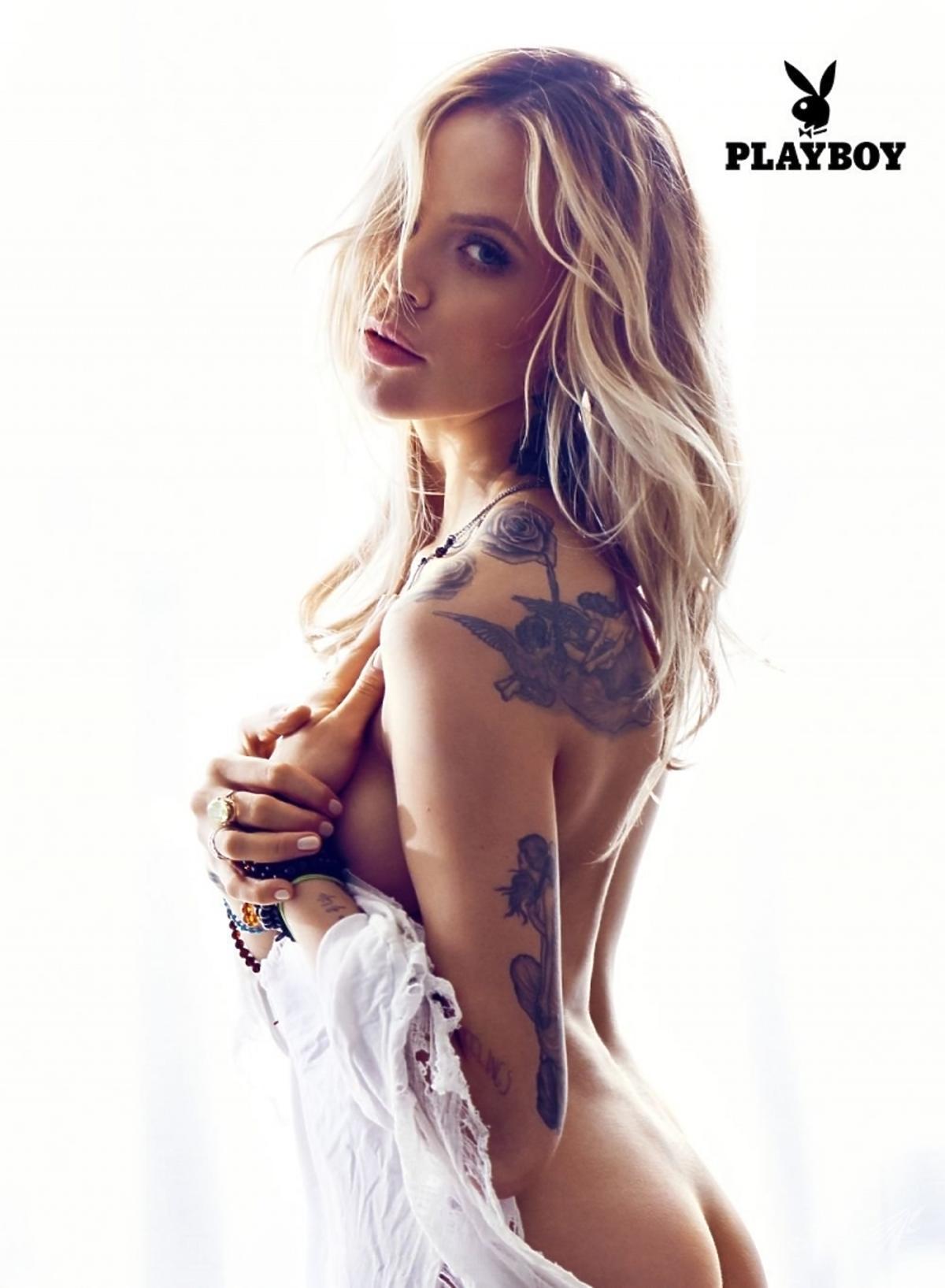 Maja Sablewska w Playboyu