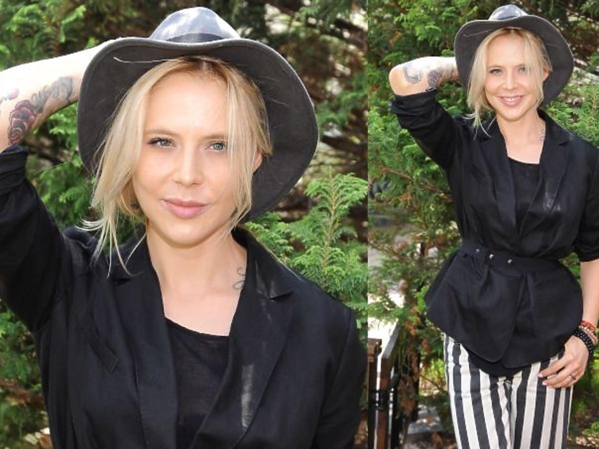 Maja Sablewska w spodniach za 39 złotych