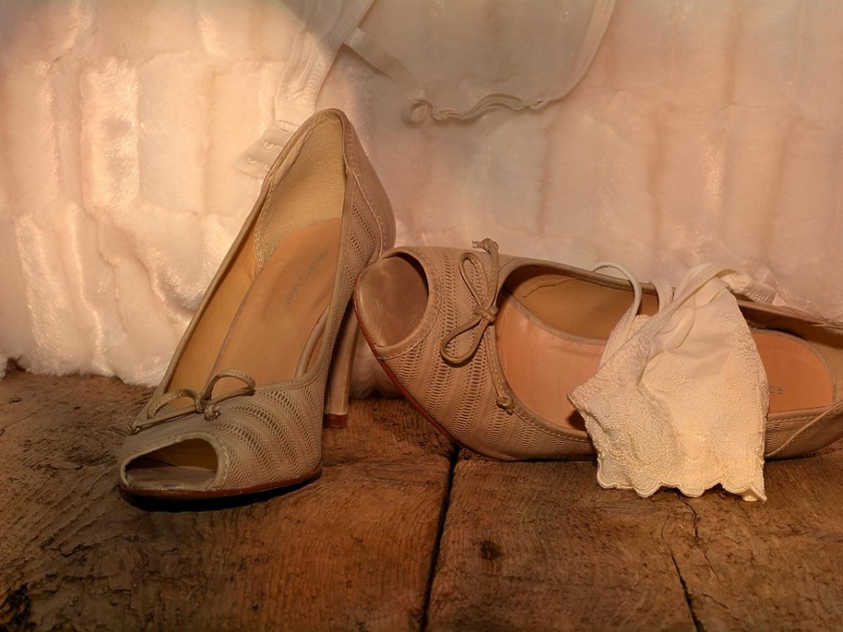 majtki na butach