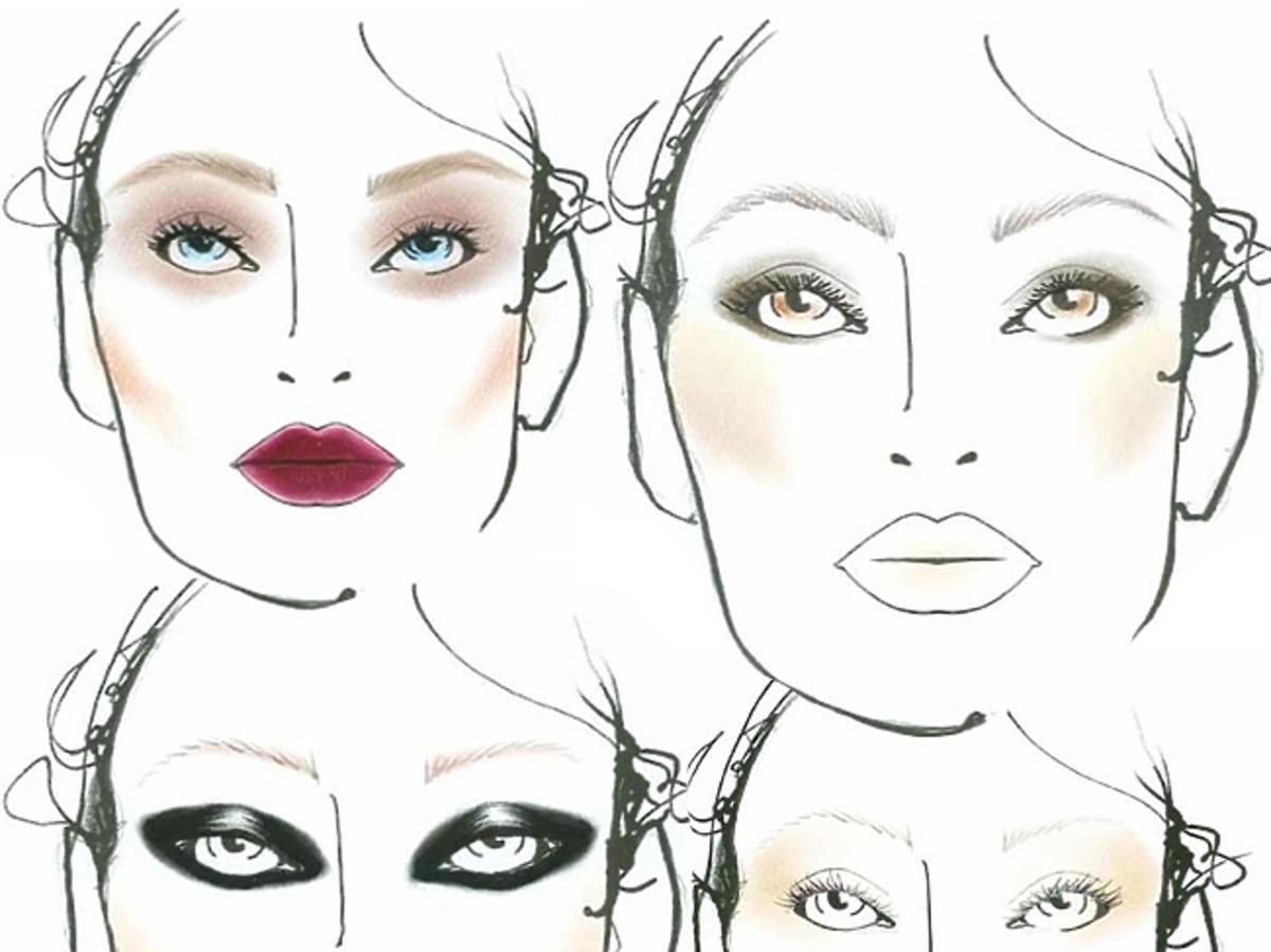 Makijaż MAC New York Fashion Week jesień 2013