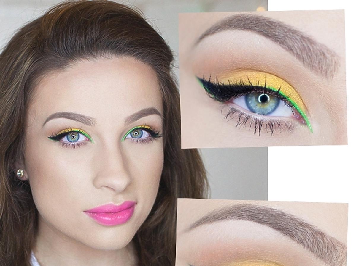 Makijaż na Wielkanoc 2014