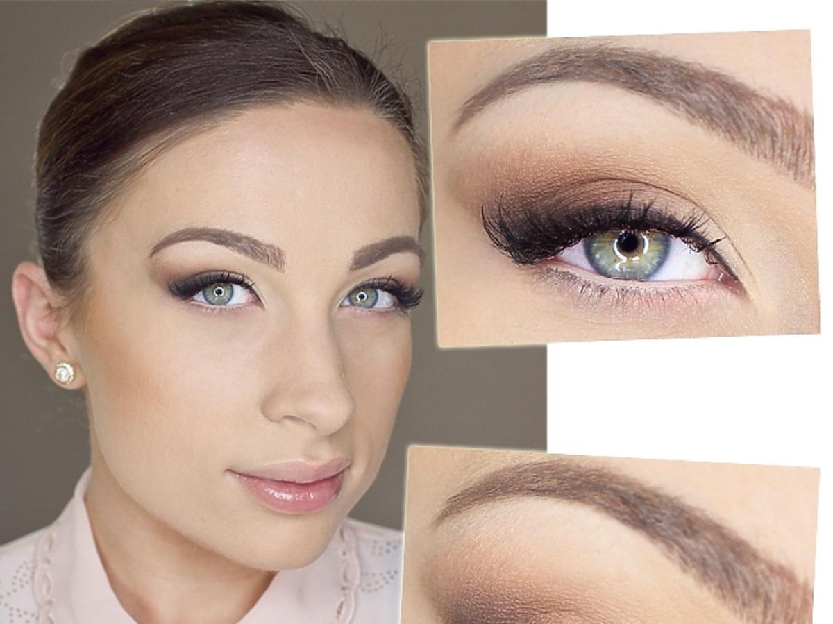 Makijaż w stylu Olivii Palermo