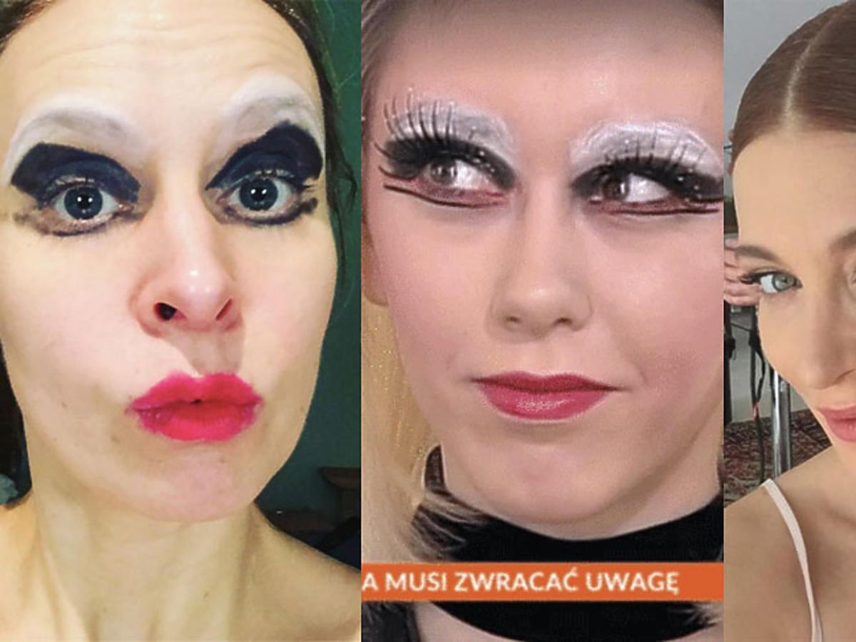 Makijaż z Pytania na śniadanie i gwiazdy