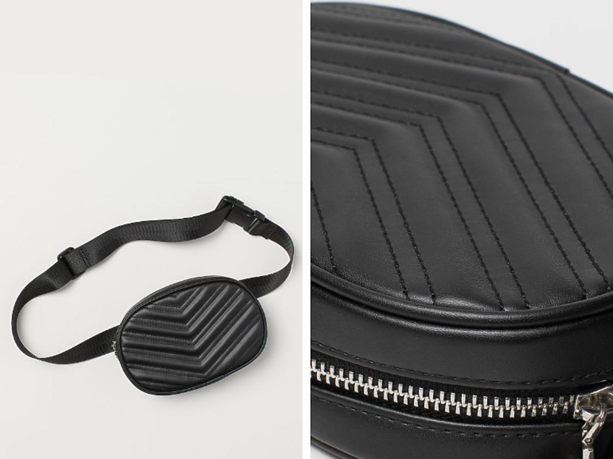 Mała torebka na pasku z H&M