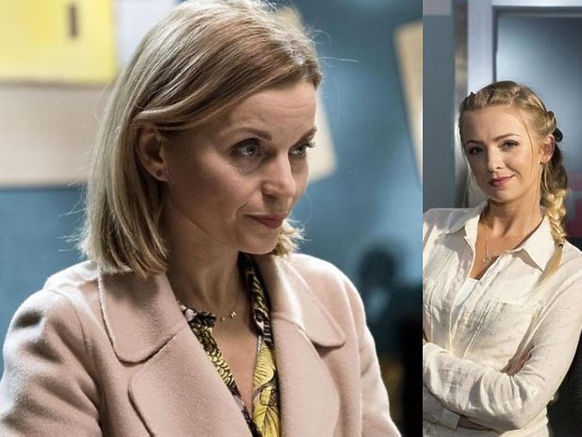 """Małgorzata Foremniak opowiedziała nam o swojej roli w serialu """"W rytmie serca"""""""
