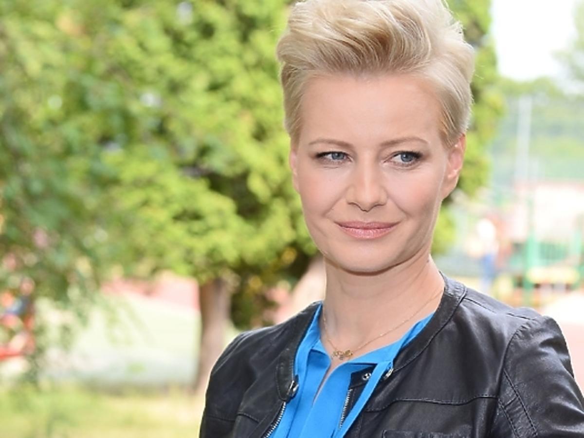 Małgorzata Kożuchowska dementuje plotki o zakończeniu kariery