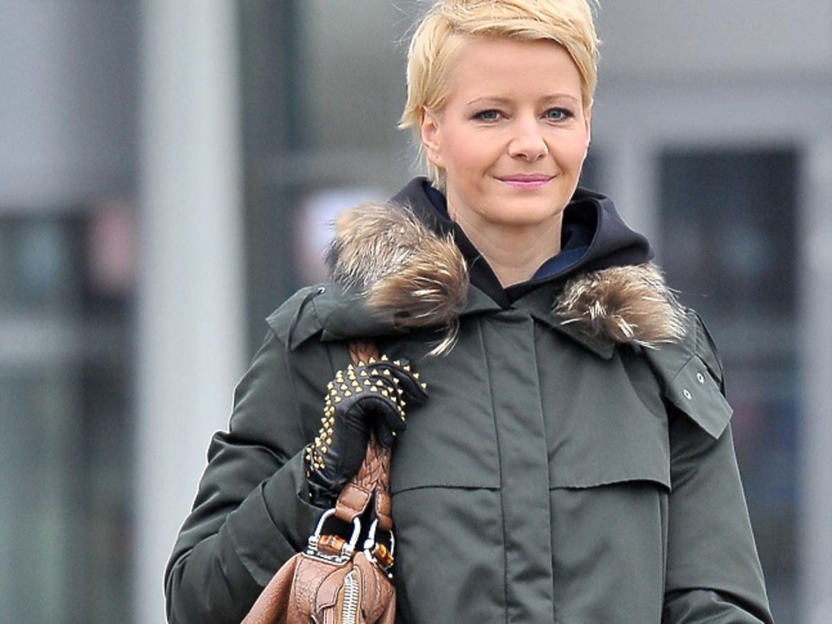Małgorzata Kożuchowska dostaje więcej ról po porodzie