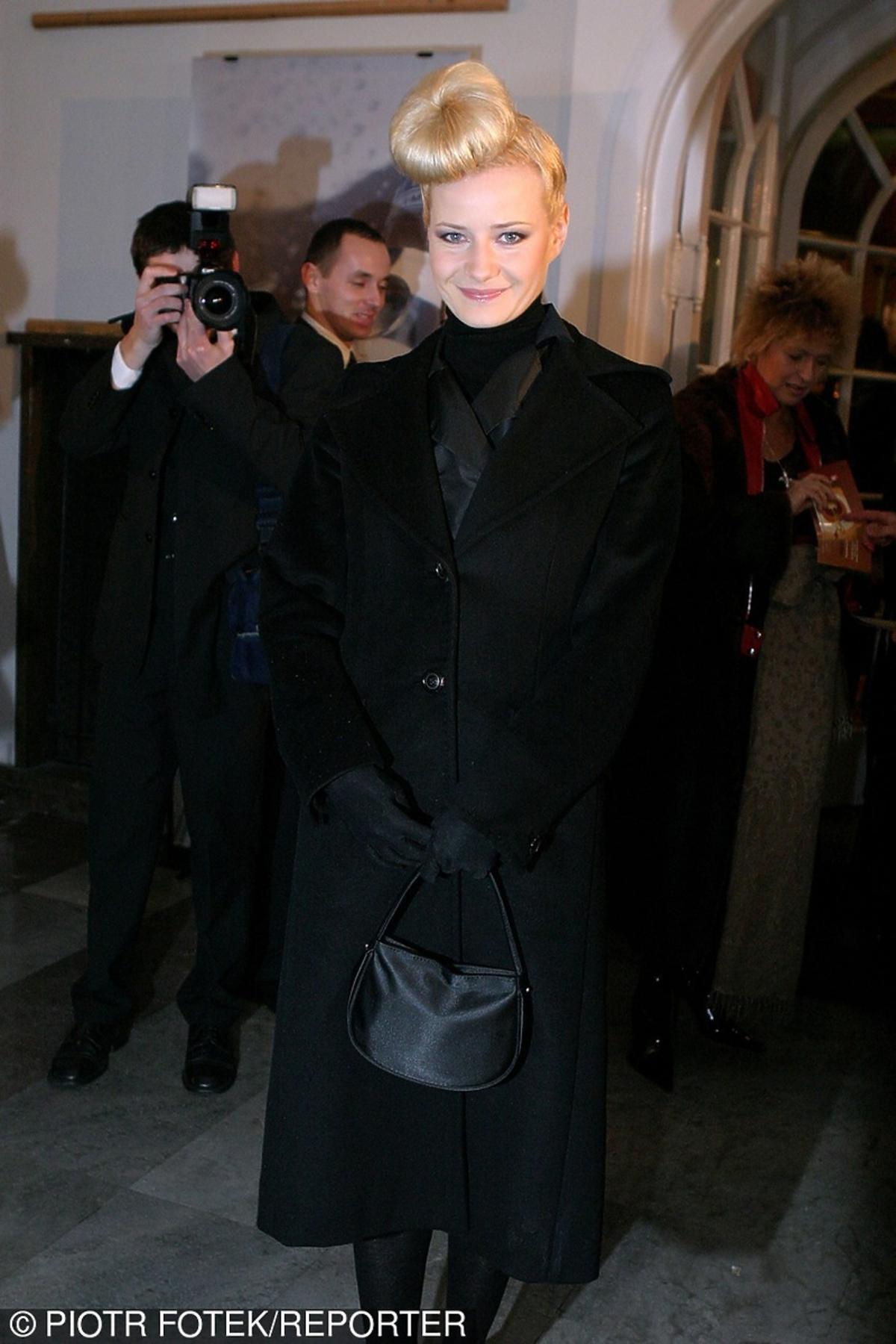 Małgorzata Kożuchowska, kok
